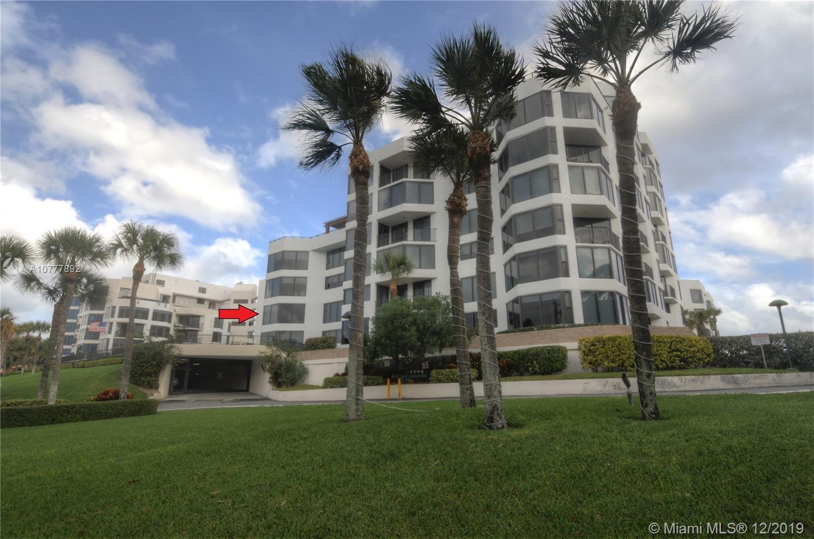 2575 S Ocean Blvd 208S, Highland Beach, FL 33487