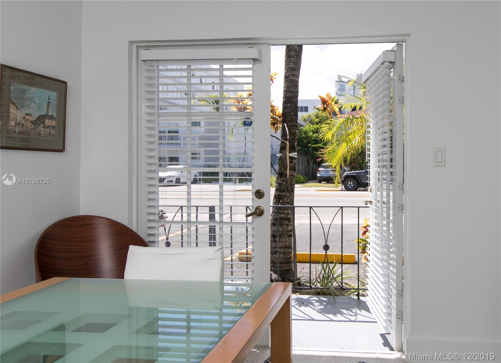 1611  West Ave #1 For Sale A10780725, FL