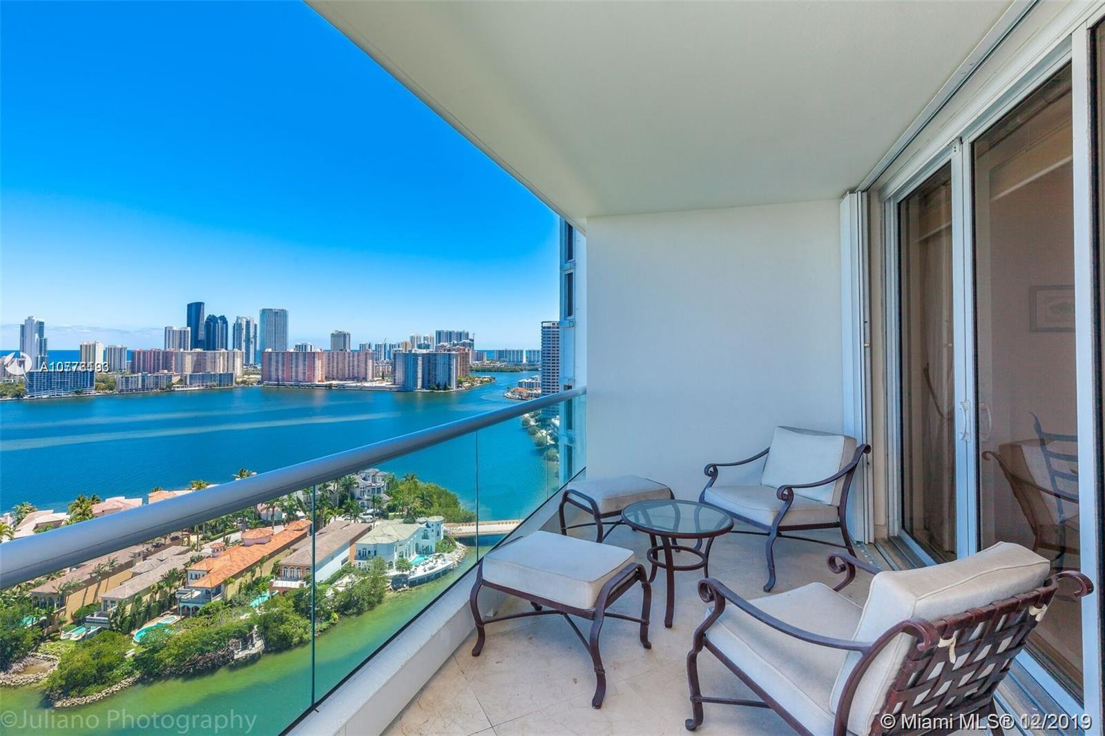7000  Island Blvd #2504 For Sale A10776193, FL