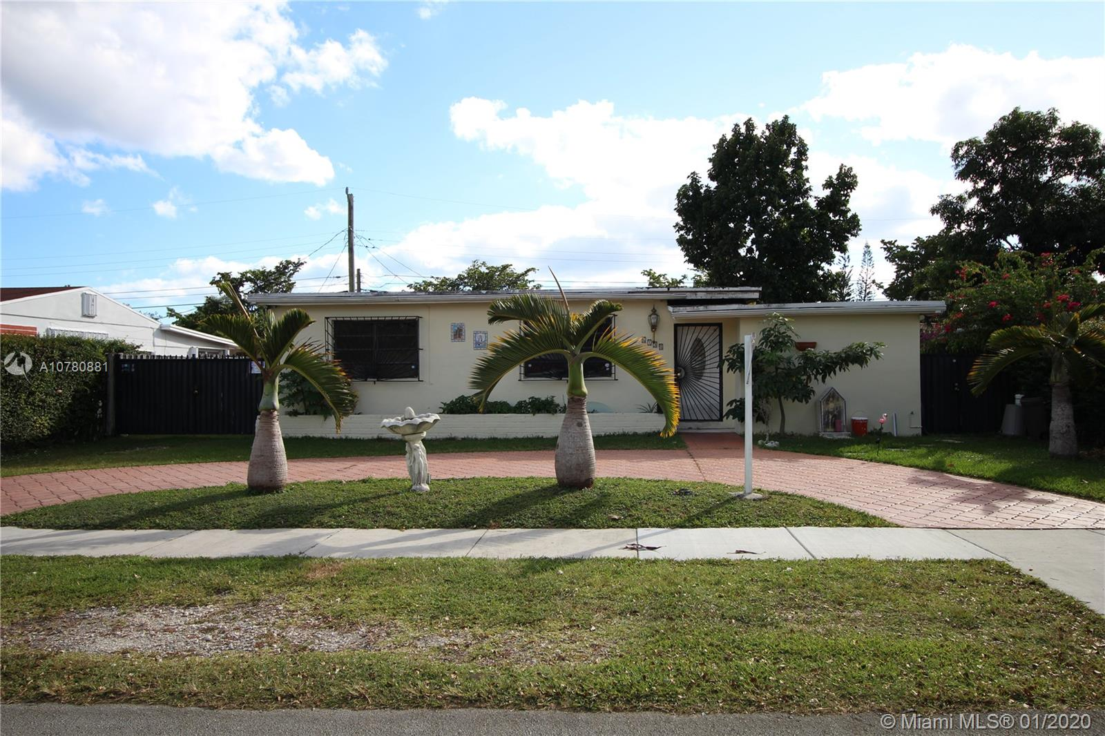 6130 SW 17th St  For Sale A10780881, FL