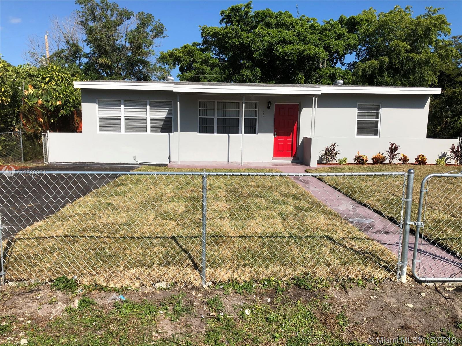 1327 NW 13th Pl  For Sale A10780864, FL