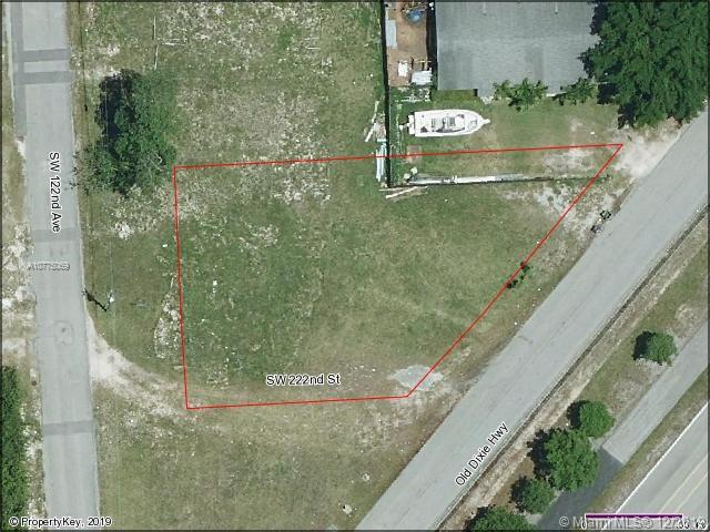 SW 222nd St  For Sale A10775069, FL
