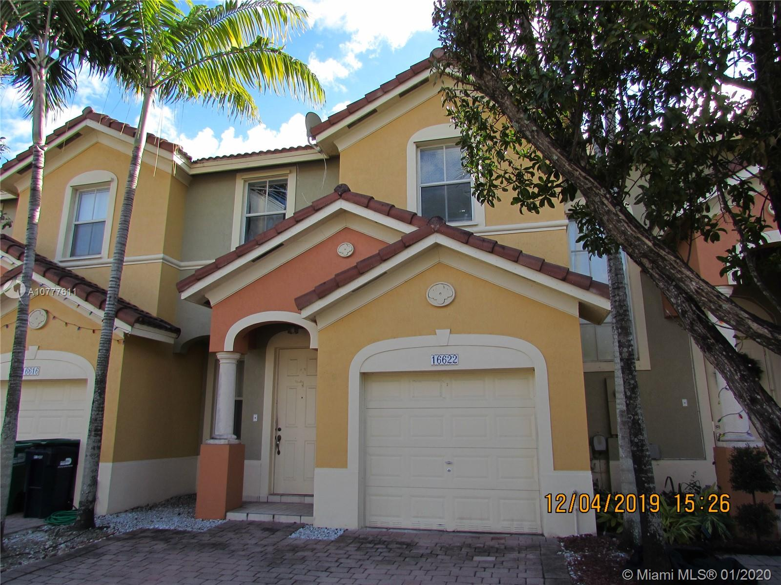 16622 SW 79th Ter  For Sale A10777611, FL