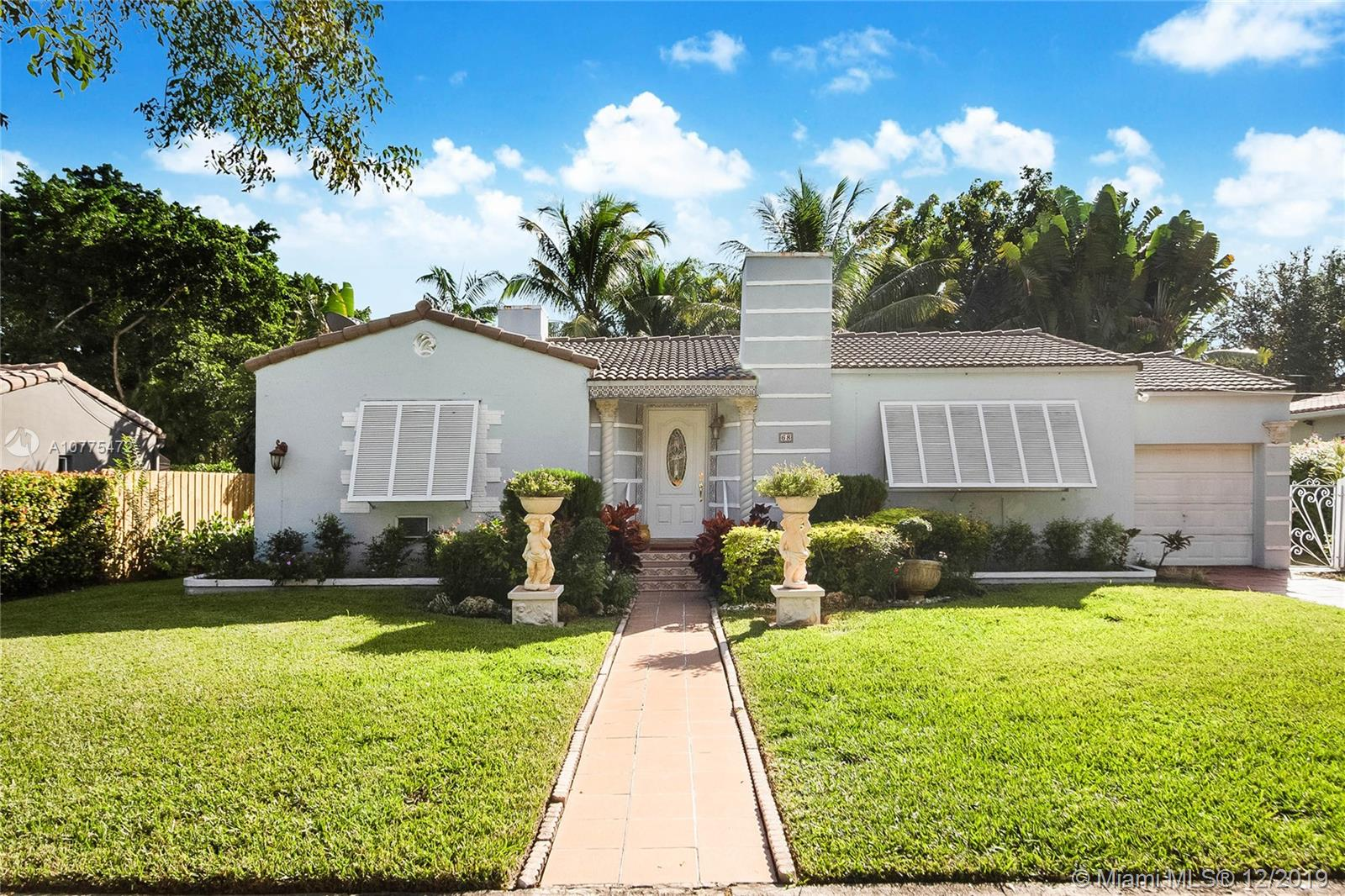 68 NW 92 ST  For Sale A10775472, FL