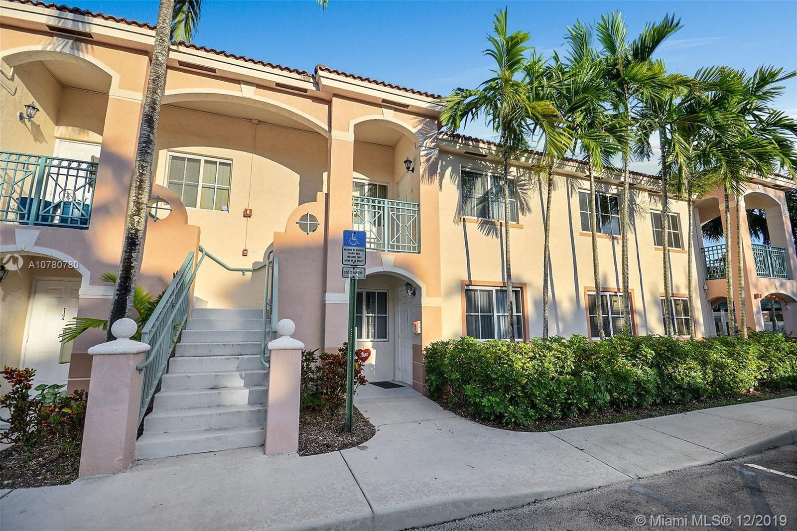 2173 NW 78th Ave #205 For Sale A10780780, FL