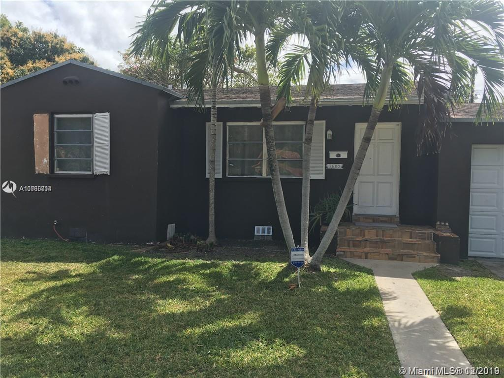 2 BEDROOM 1 BATH HOME, 1 CAR GARAGE, CENTRAL AIR, TILED FLORIDA ROOM,