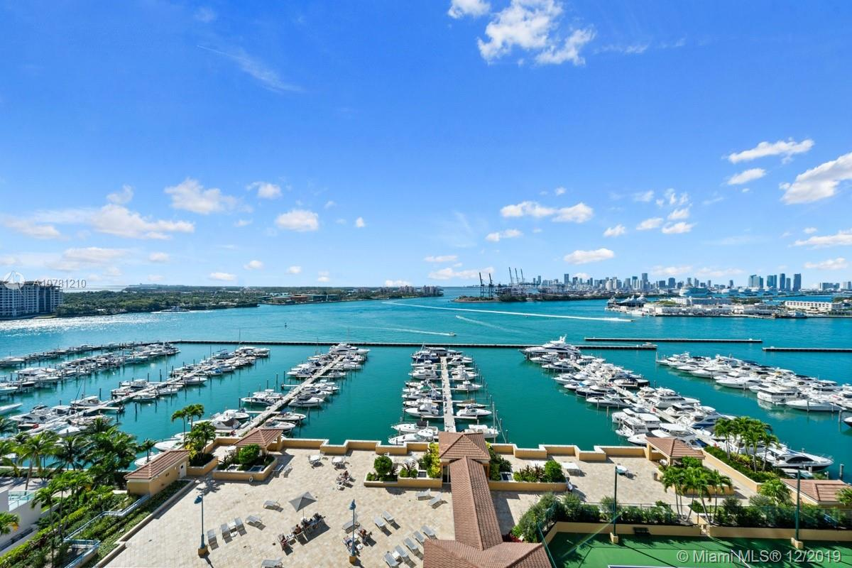 90  Alton Rd #1606 For Sale A10781210, FL