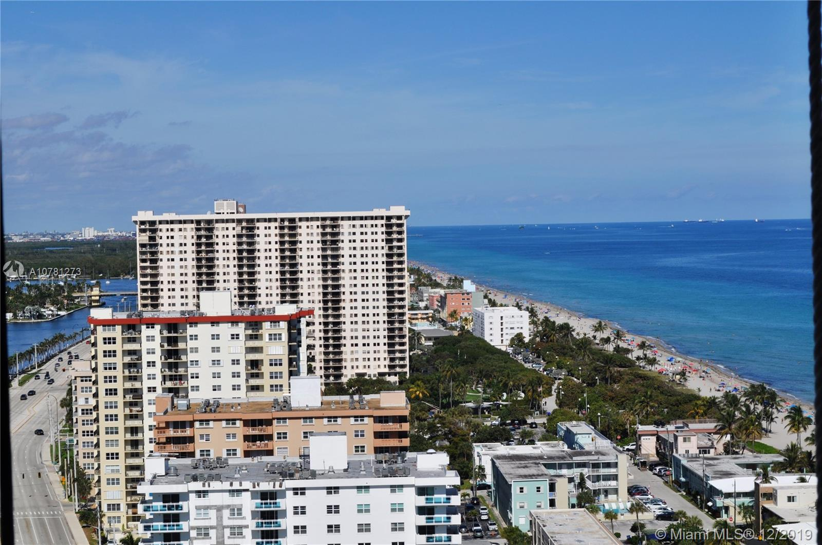 2101 S Ocean Dr #2404 For Sale A10781273, FL