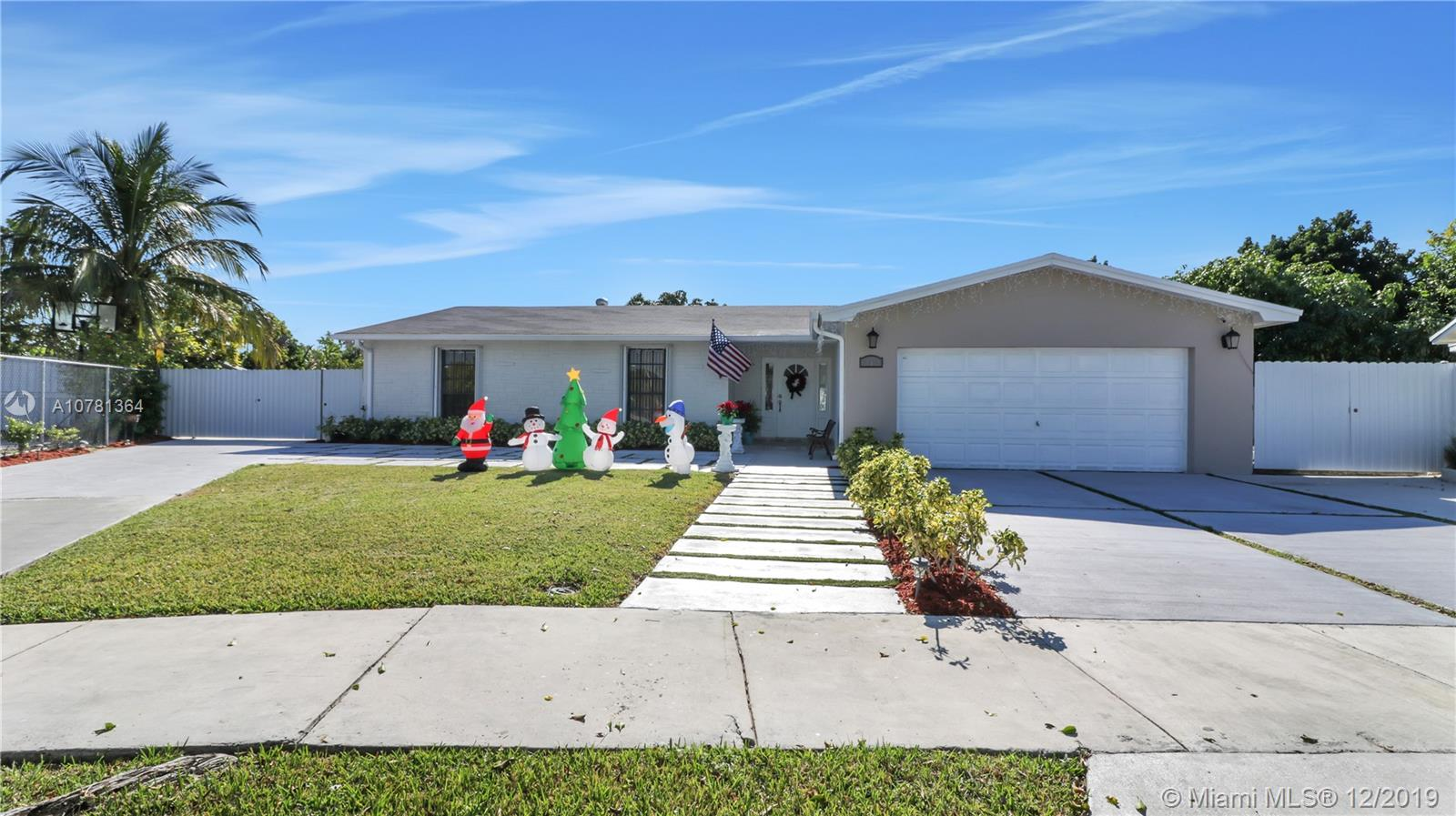 17515 SW 108th Ct  For Sale A10781364, FL