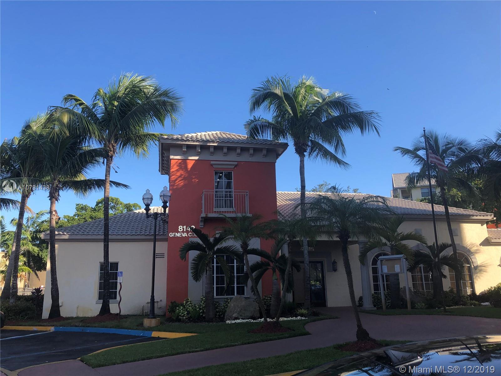8353  Lake Dr #307 For Sale A10781438, FL