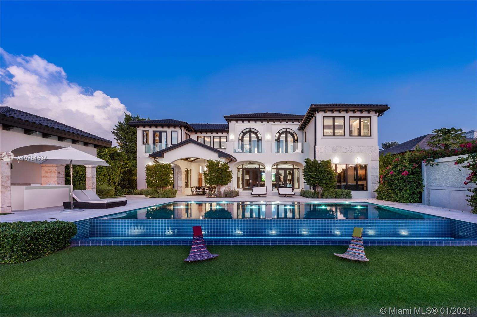 2204 N Bay Rd  For Sale A10781534, FL