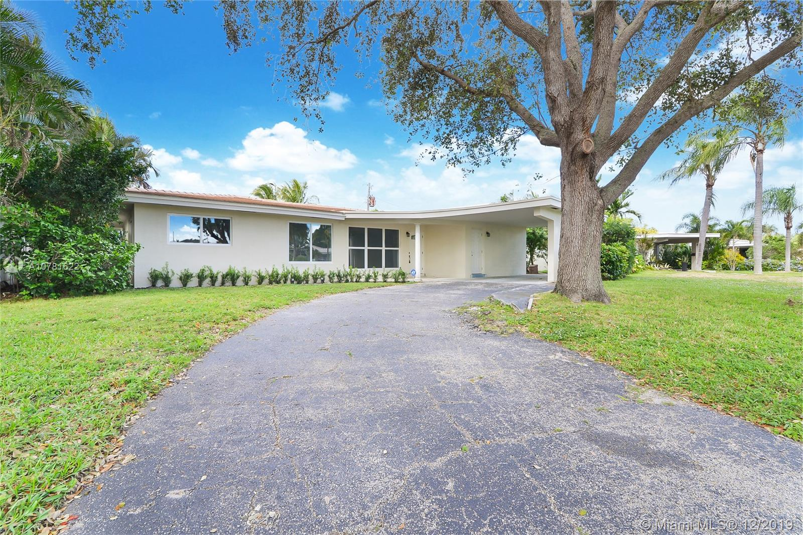 5711 NE 22nd Ter  For Sale A10781622, FL