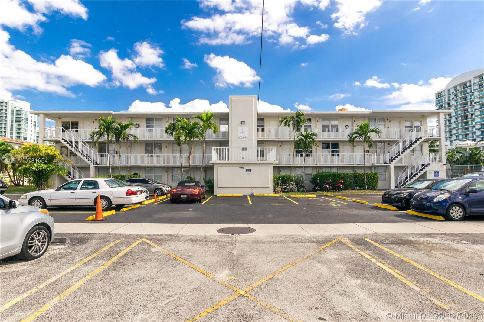 7917  West Dr #6 For Sale A10781654, FL