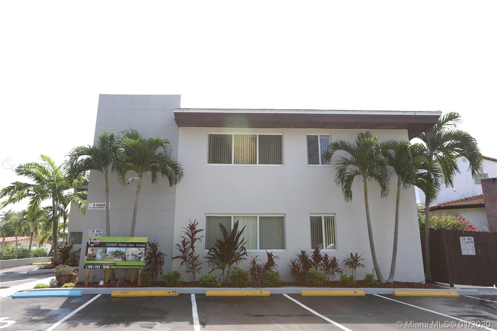 11900 N Bayshore Dr #6 For Sale A10781723, FL