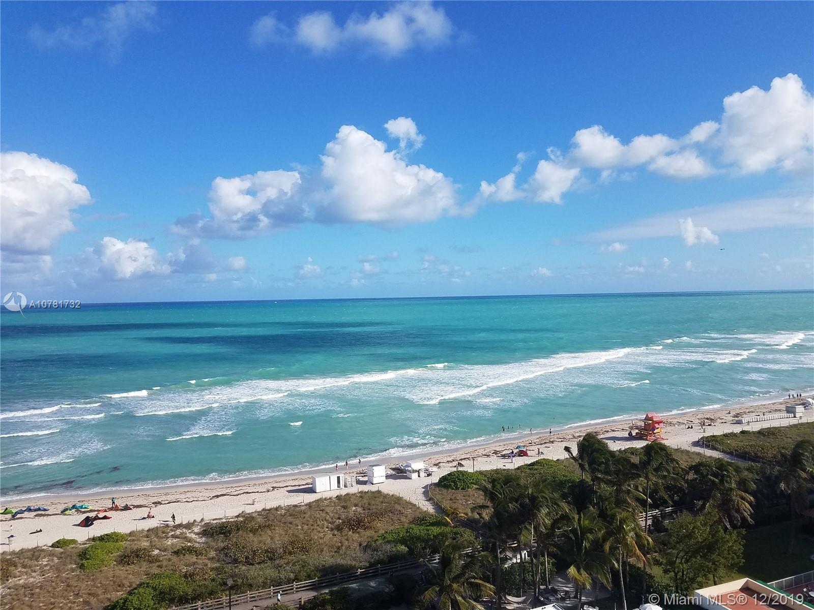 2457  Collins Ave #1403 For Sale A10781732, FL