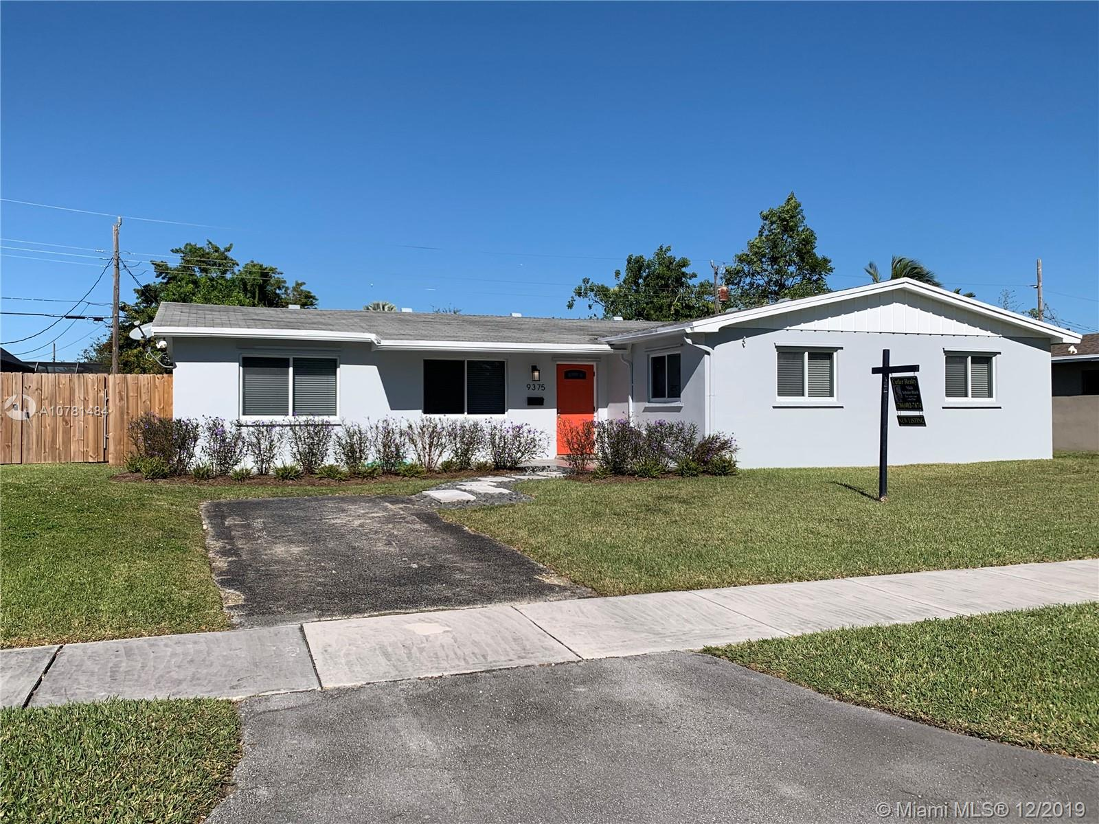 9375 SW 193rd Dr  For Sale A10781484, FL