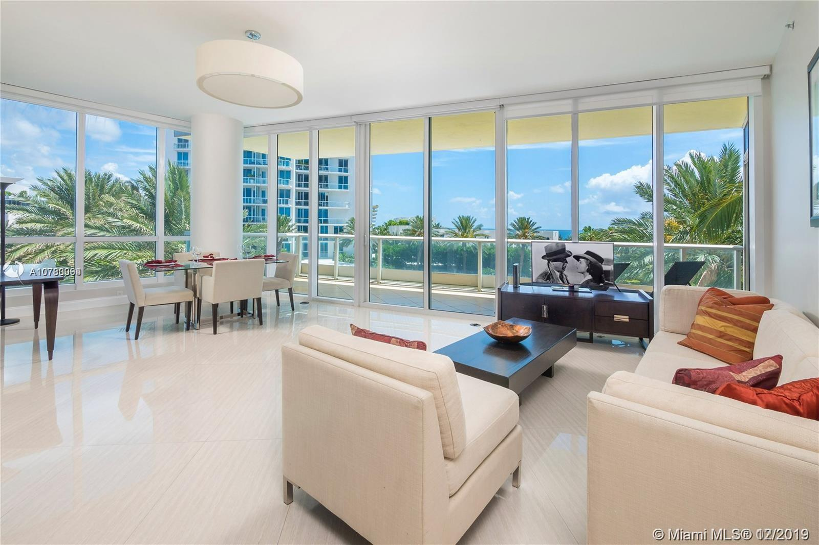 100 S Pointe Dr #509 For Sale A10780094, FL