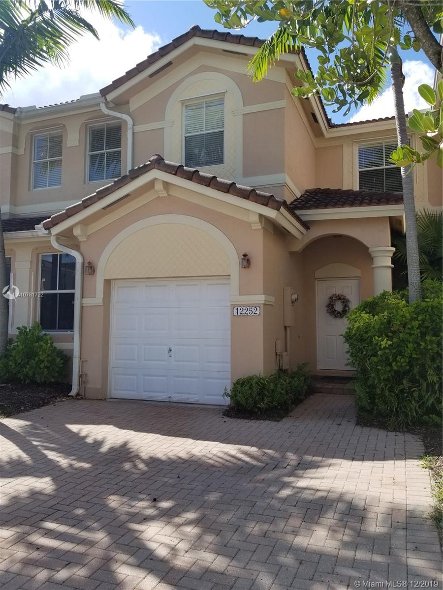 12252 SW 124th Path  For Sale A10781722, FL