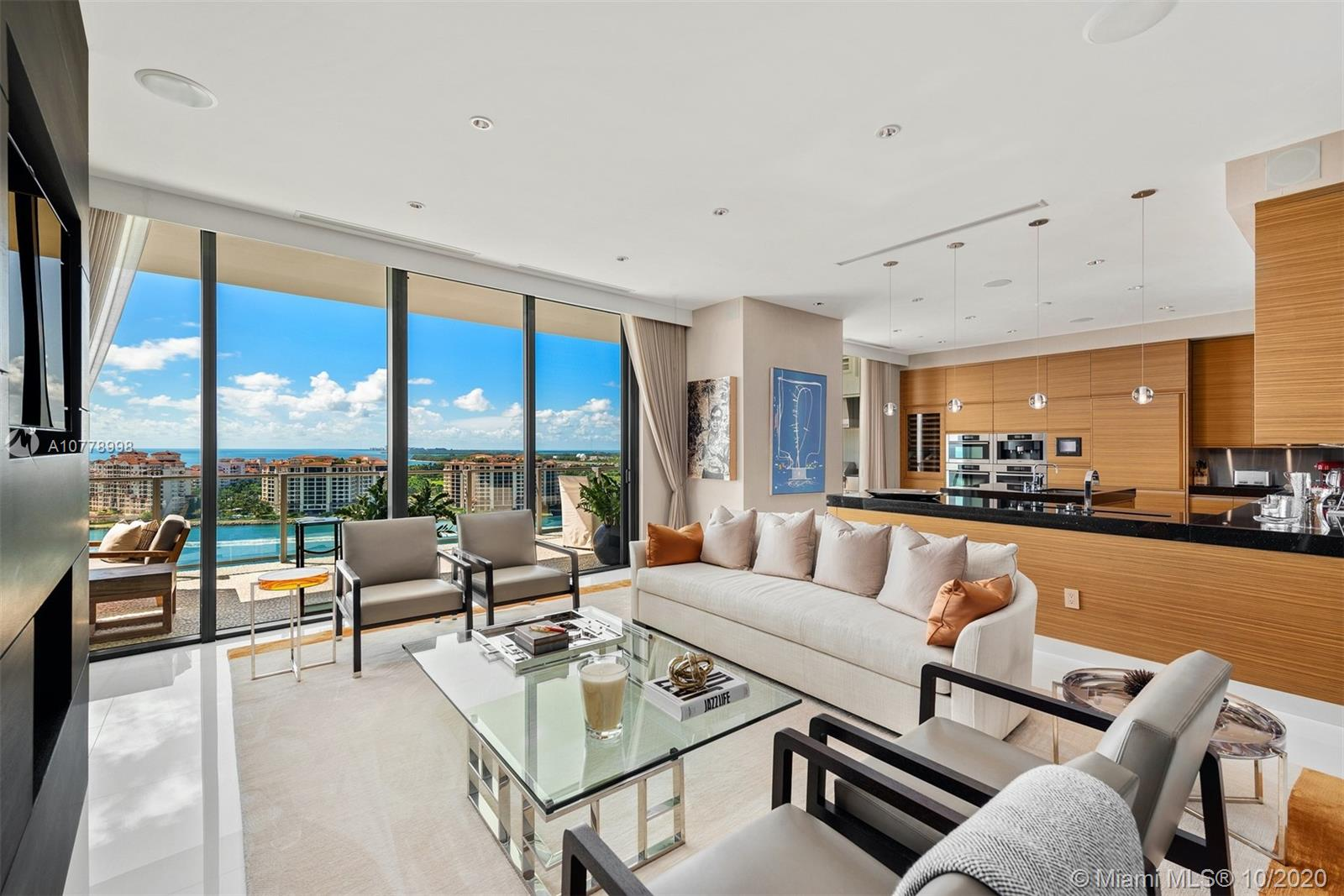 800 S Pointe Dr #1603 For Sale A10778998, FL