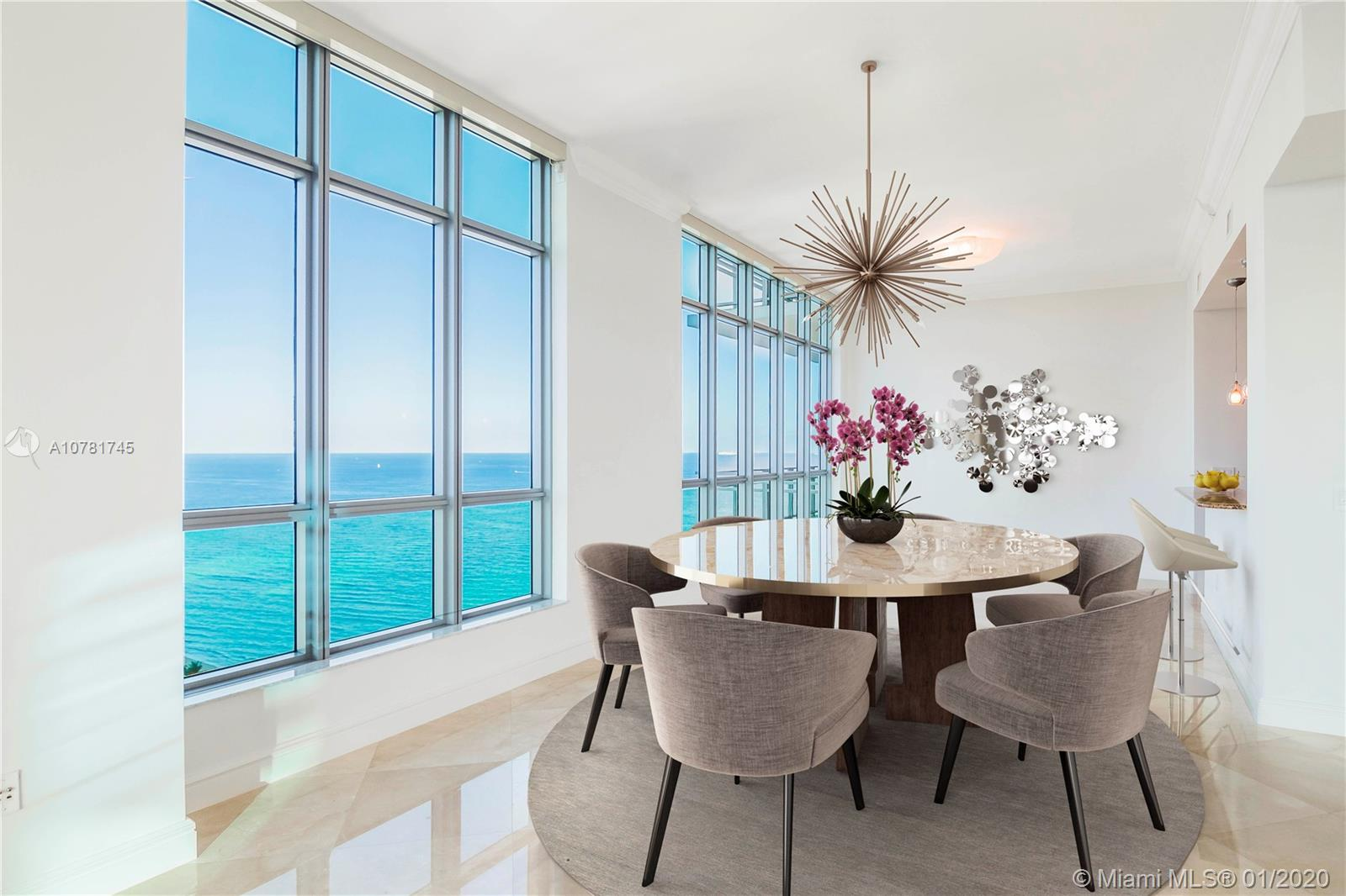 3535 S Ocean Dr #2606 For Sale A10781745, FL