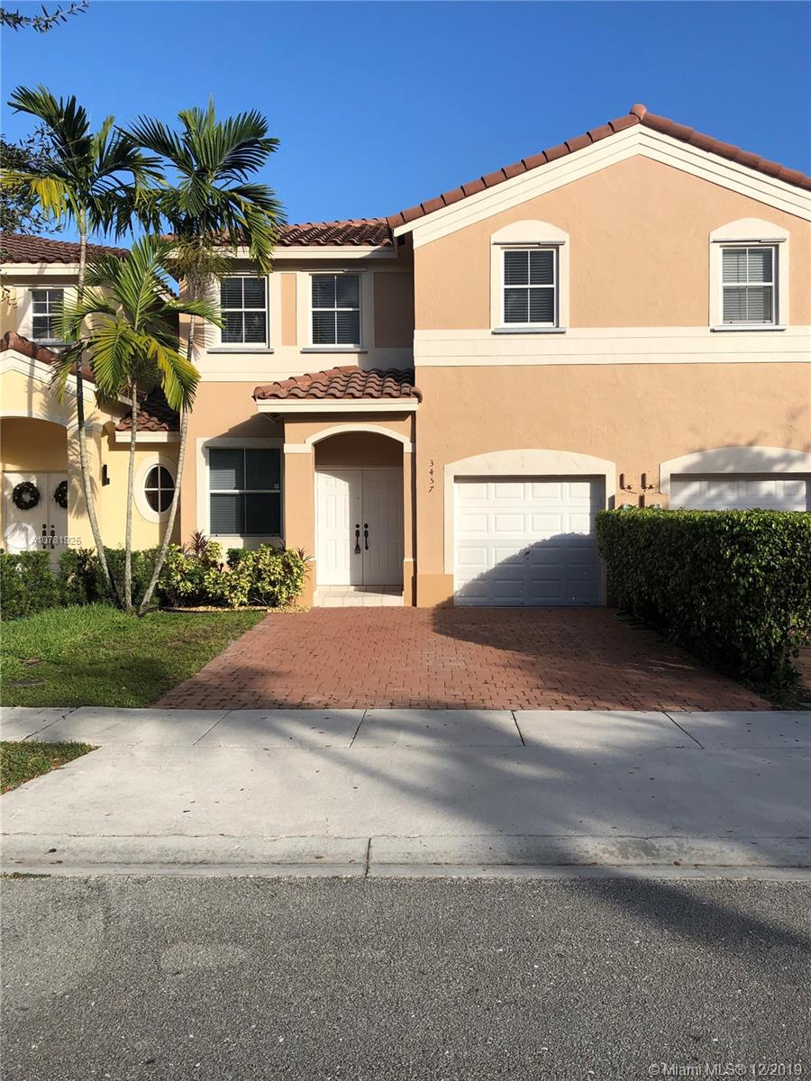 3457 SW 171st Ter  For Sale A10781925, FL