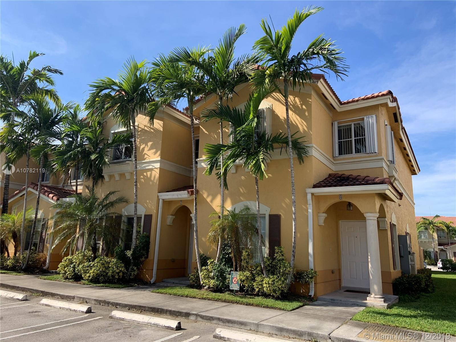 8242 NW 107th Ct #8-12 For Sale A10782119, FL