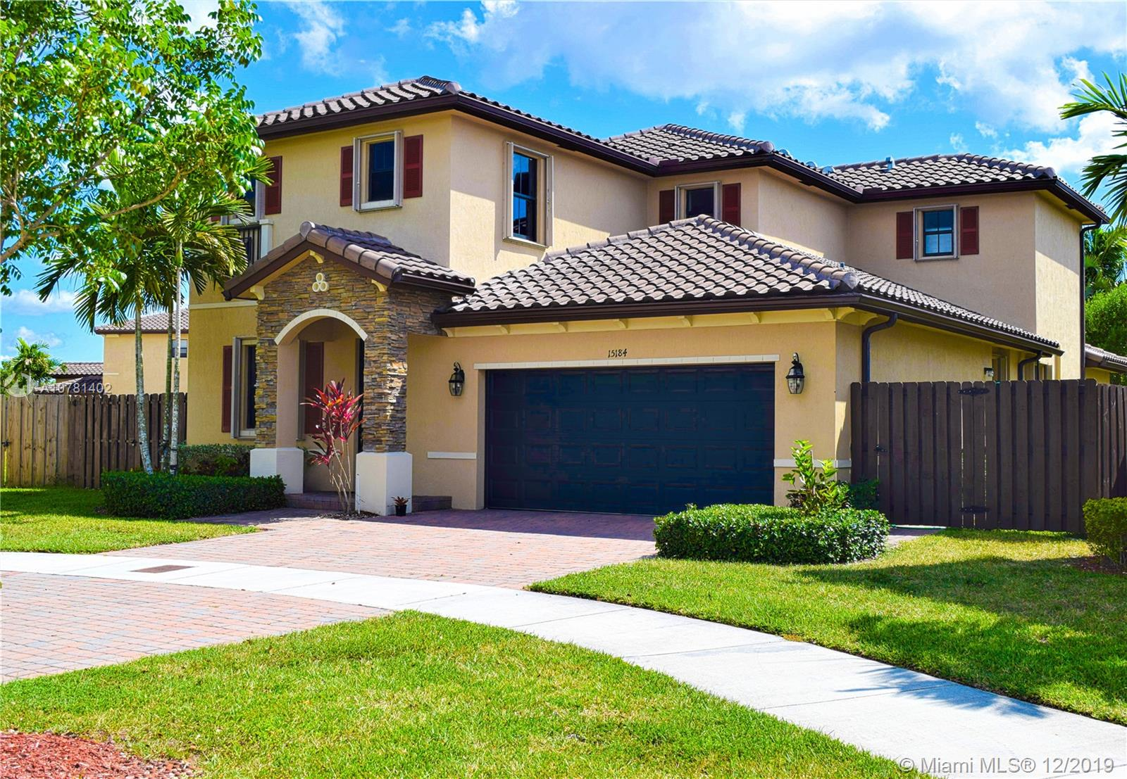 15184 SW 115th Ter  For Sale A10781402, FL