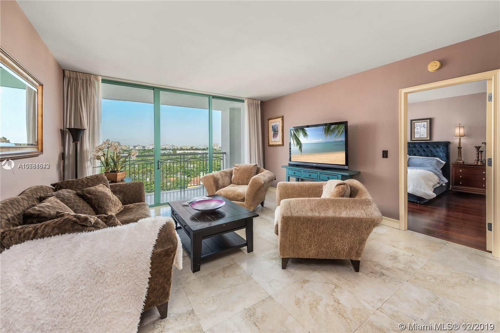 3350 SW 27th Ave #1405 For Sale A10781642, FL
