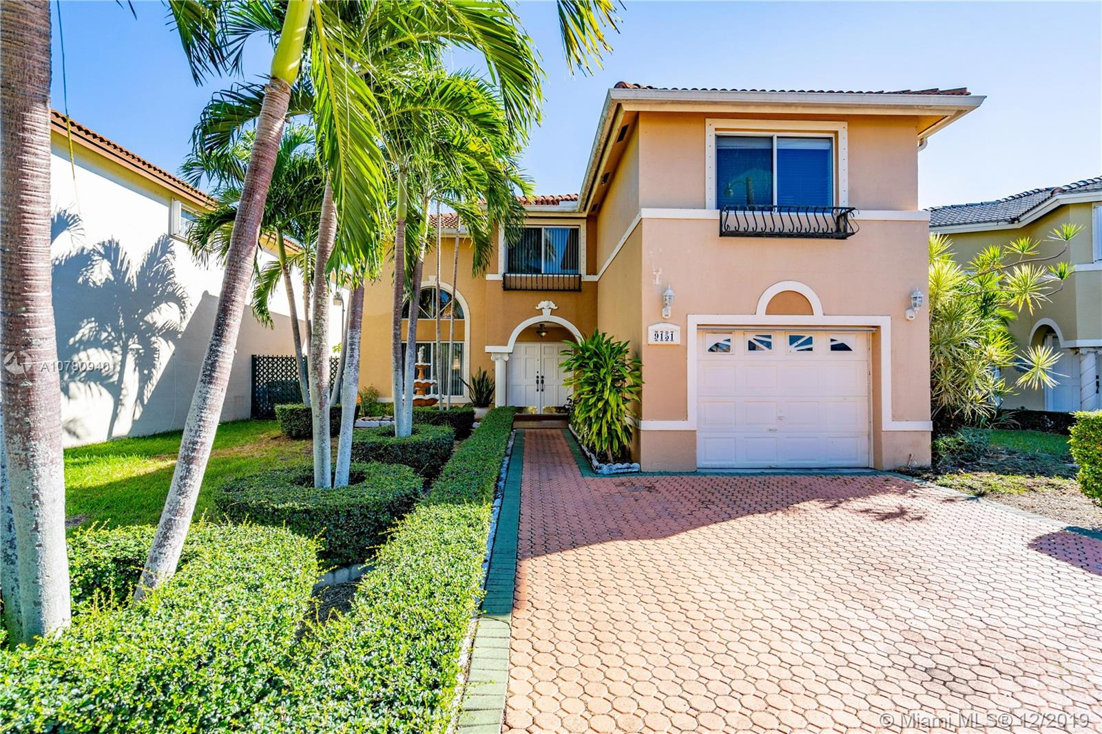 9151 SW 156th Ct  For Sale A10780940, FL