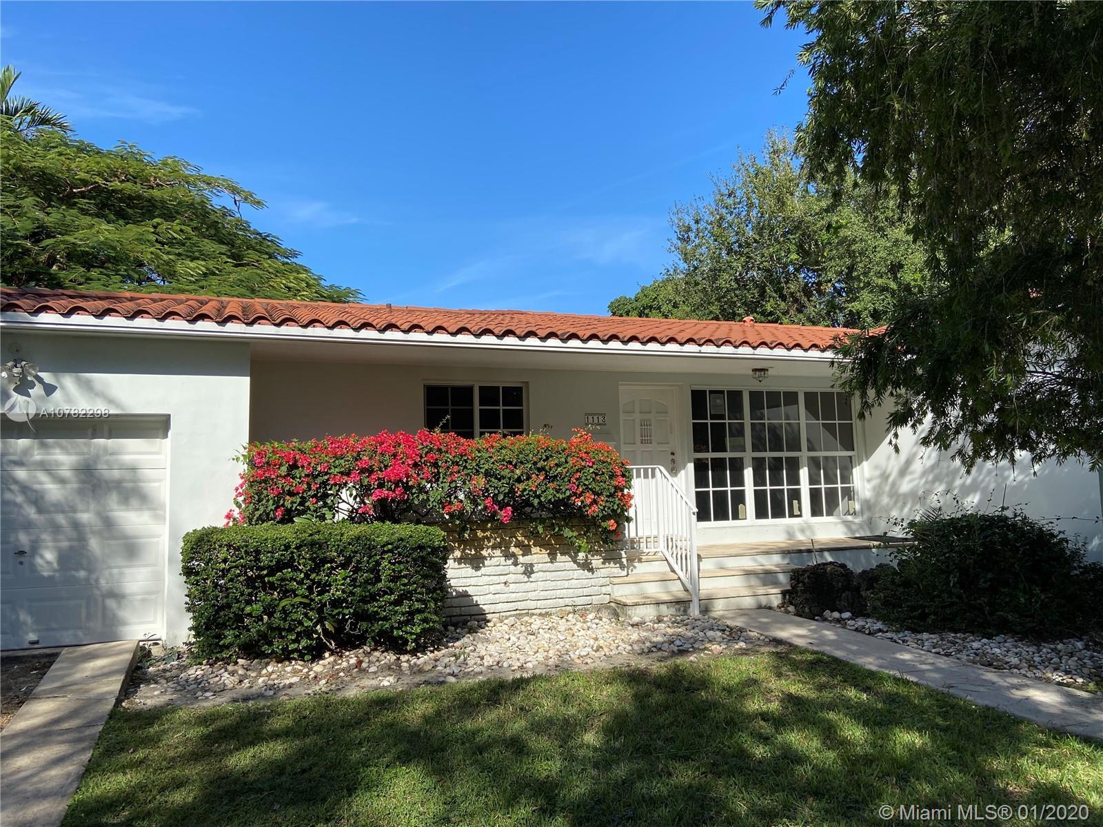 1113  Placetas Ave  For Sale A10782298, FL