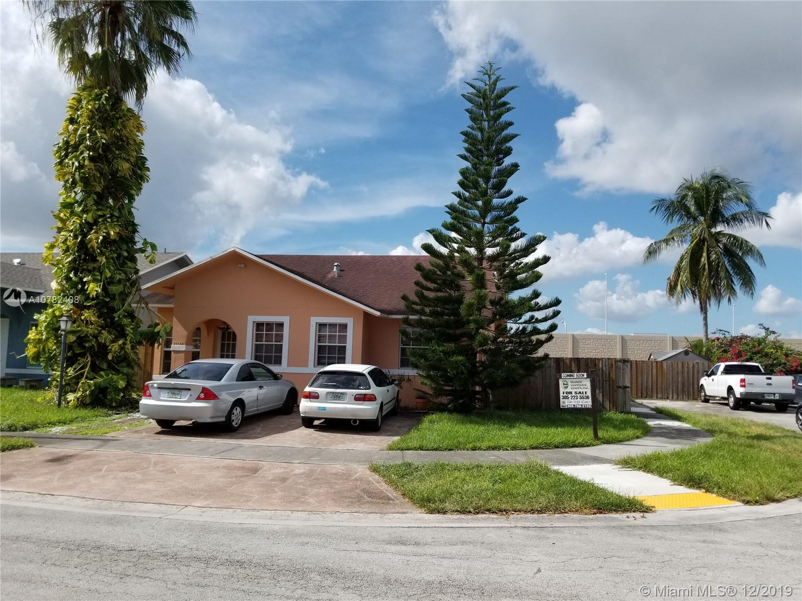 21050 SW 104th Pl  For Sale A10782408, FL
