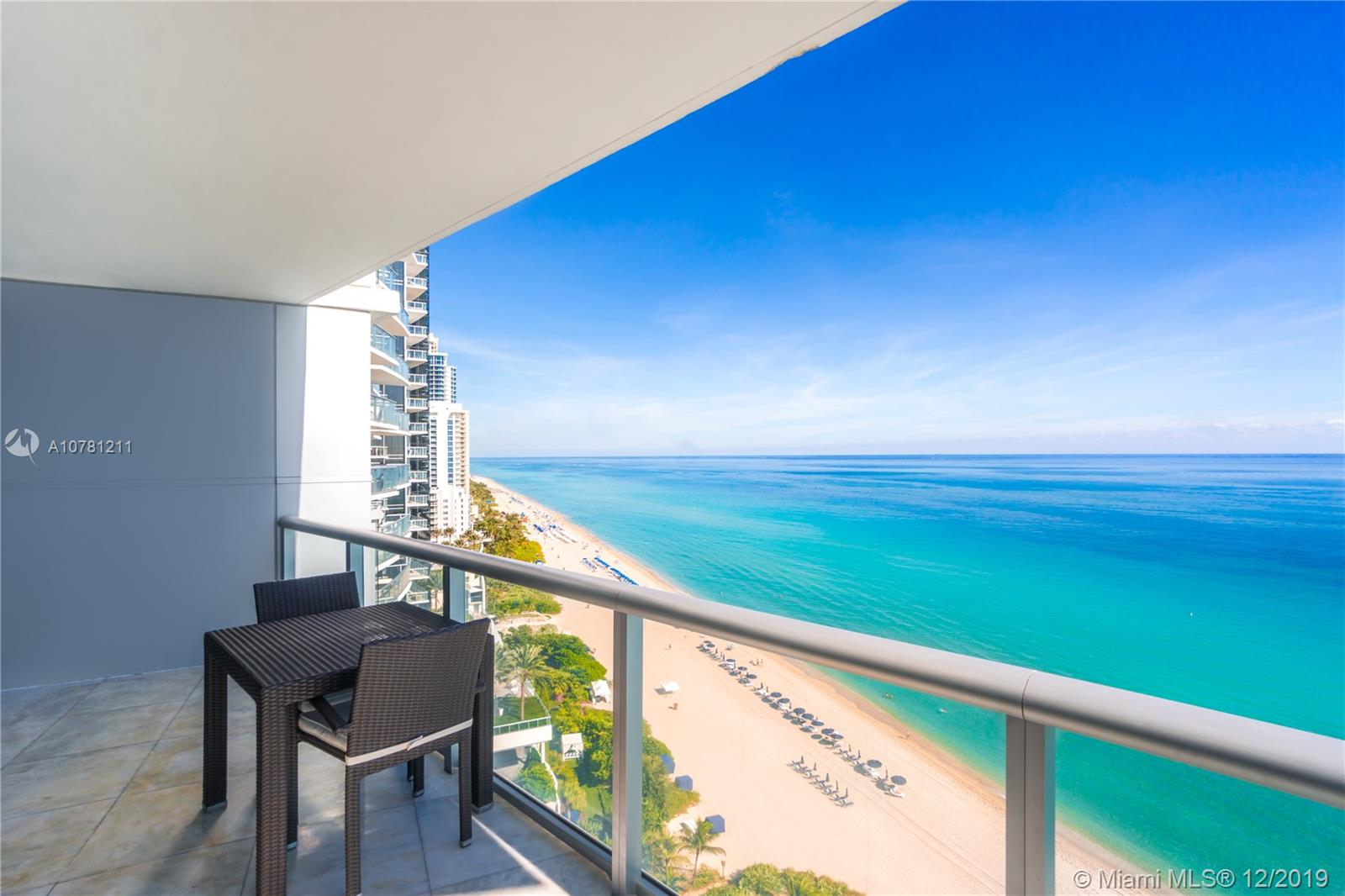 17001  Collins Ave #1803 For Sale A10781211, FL