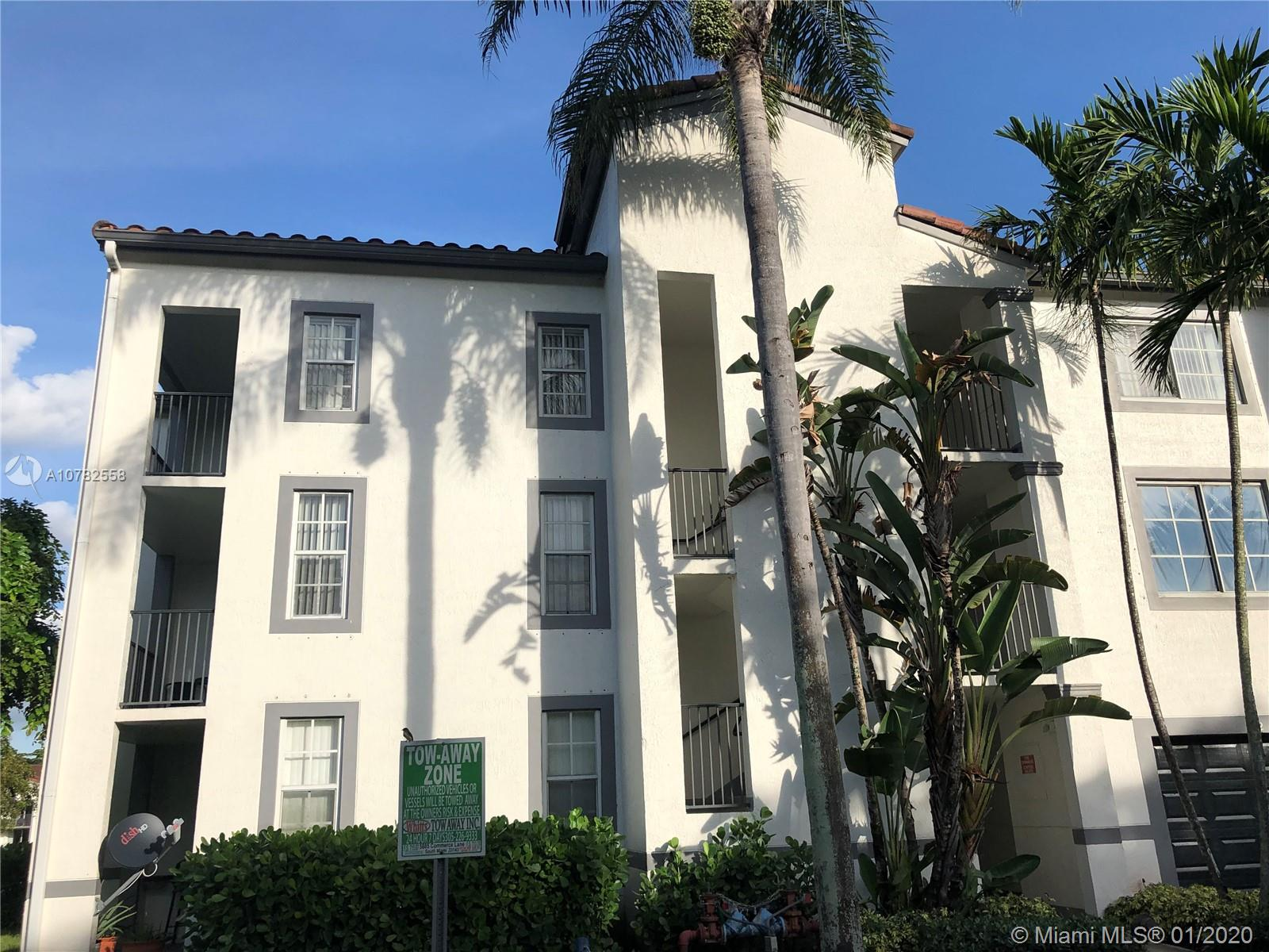 4350 NW 107th Ave #106 For Sale A10782558, FL