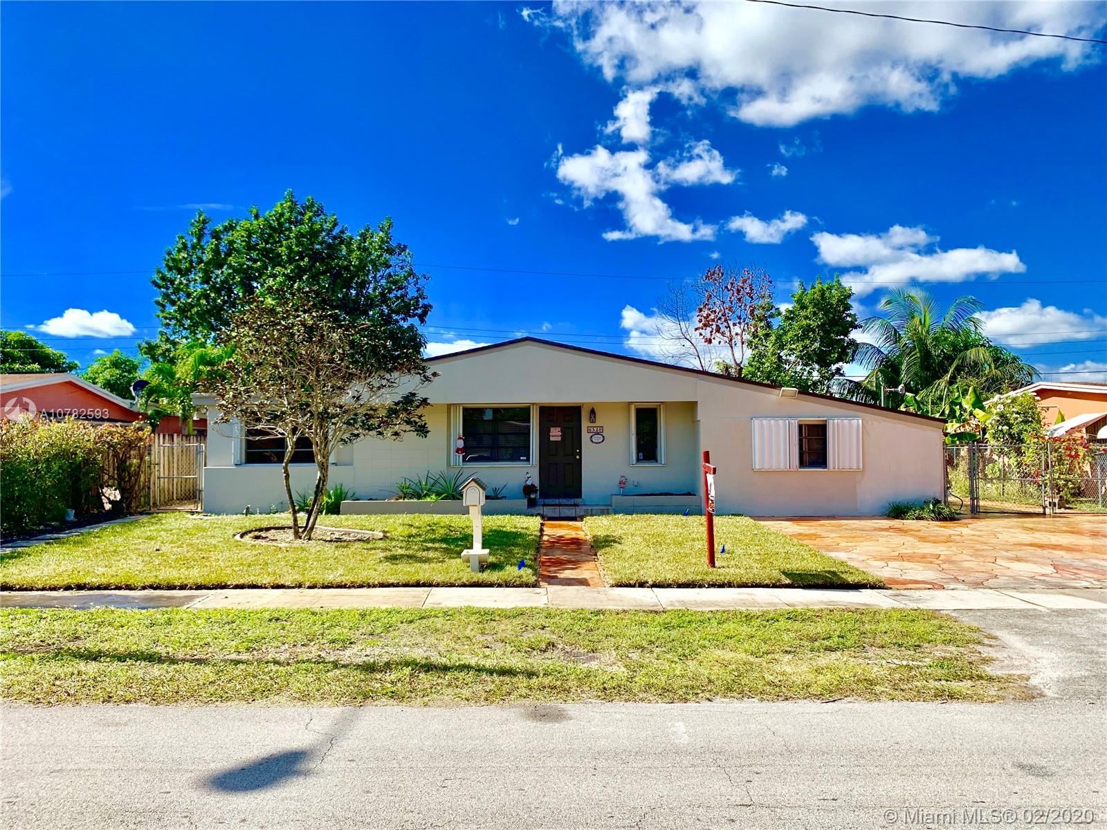 6520 W 13th Ave  For Sale A10782593, FL