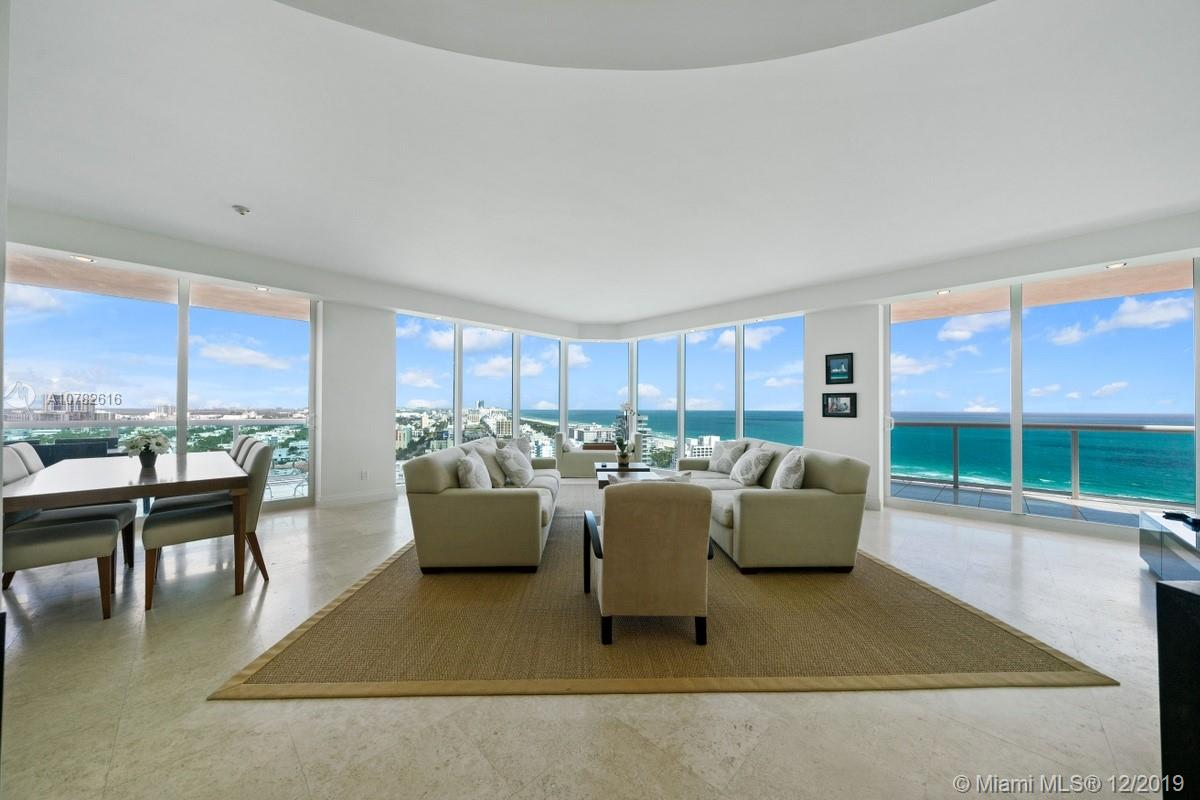 300 S Pointe Dr #2305 For Sale A10782616, FL