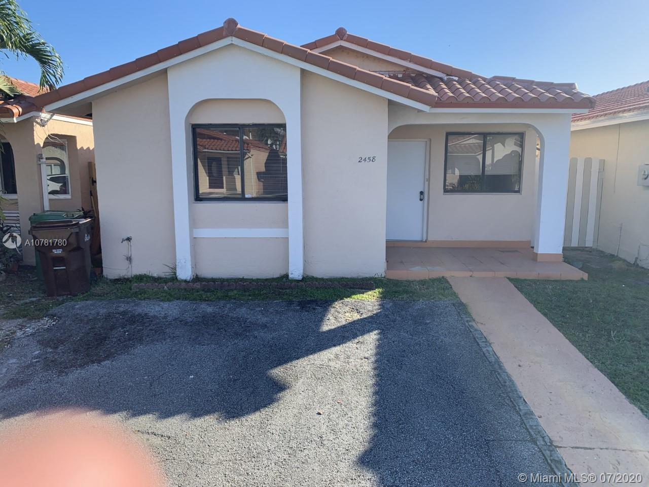 2458 W 65th St  For Sale A10781780, FL
