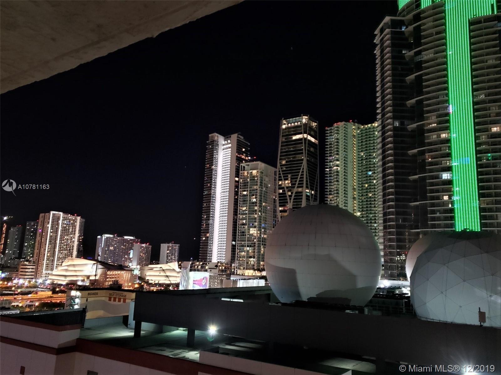 800 N Miami Ave #E-1706 For Sale A10781163, FL