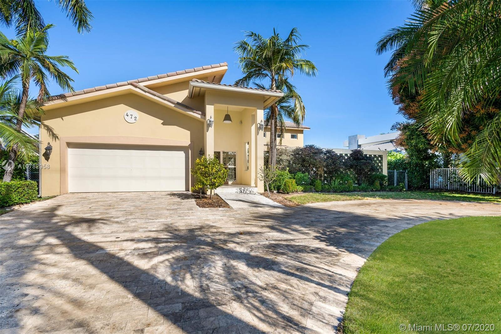 472  Sunset Dr  For Sale A10782958, FL
