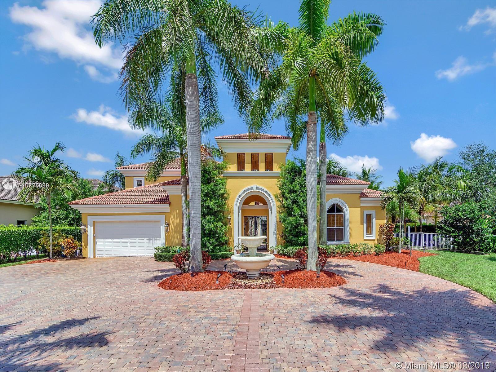 505 W Enclave Cir  For Sale A10775639, FL