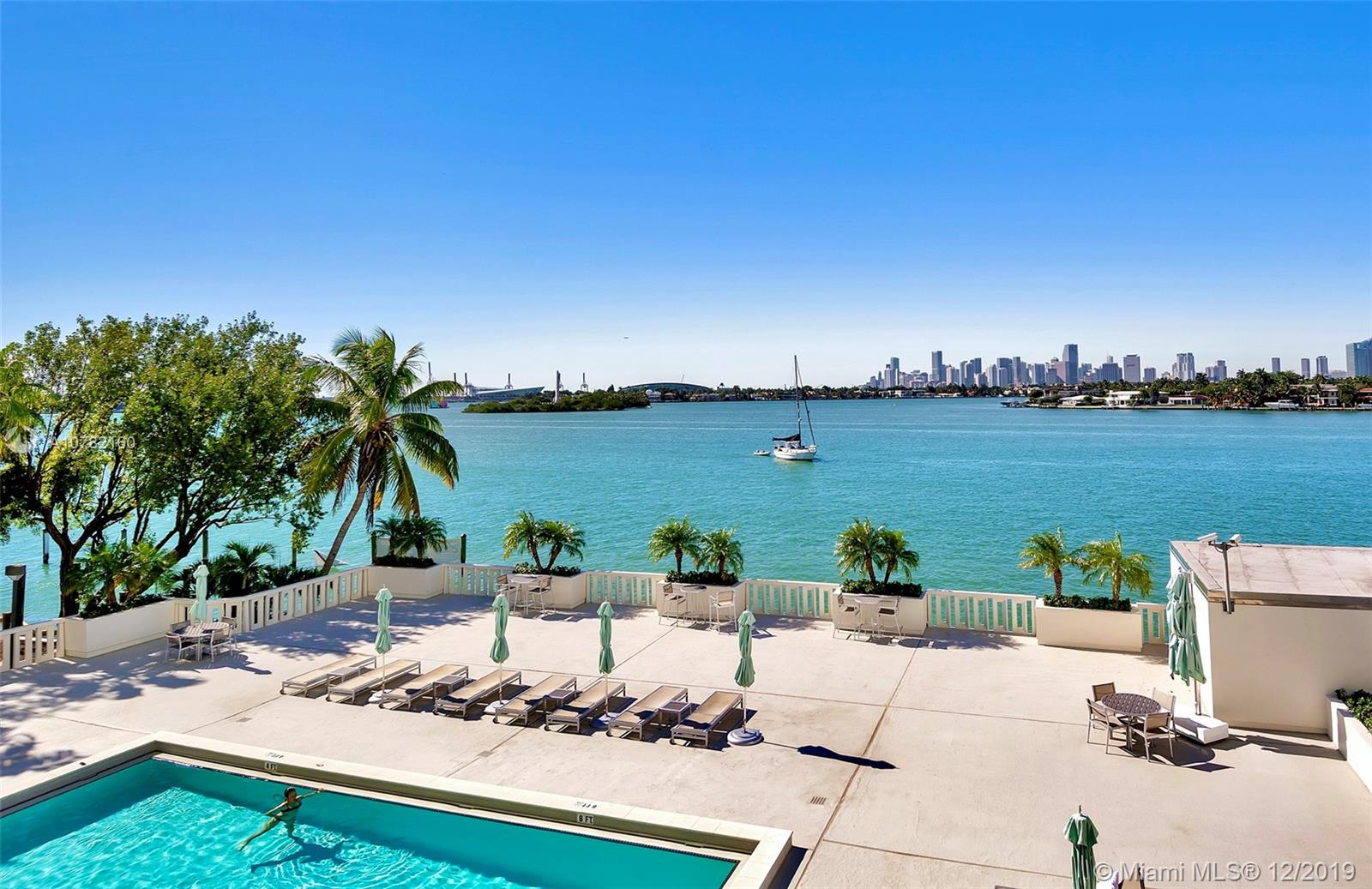 5  Island Ave #3D For Sale A10782160, FL