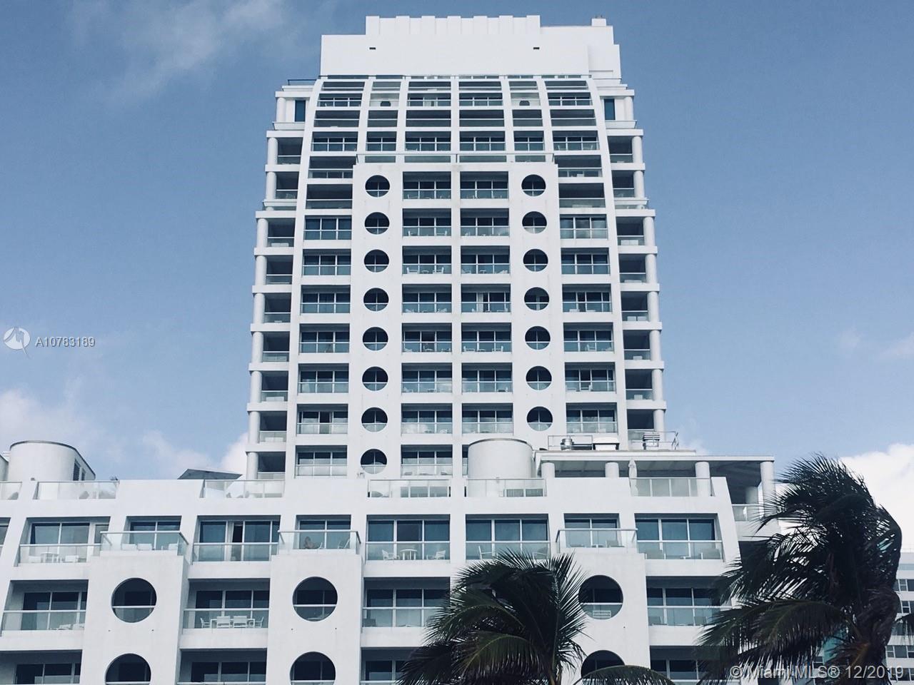551 N Fort Lauderdale Beach Blvd #H1510 For Sale A10783189, FL