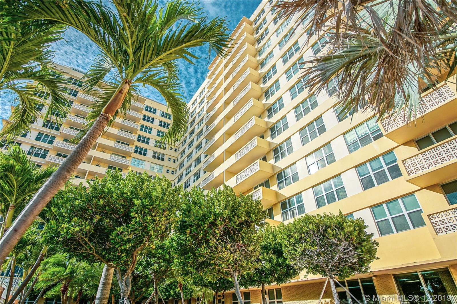 4747  Collins Ave #201 For Sale A10783361, FL