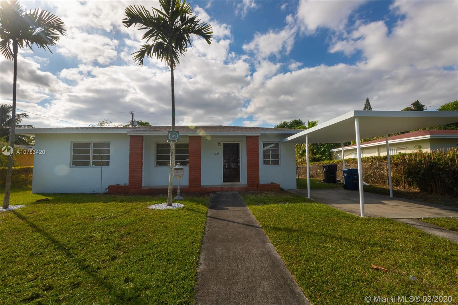 16234 NE 9th Pl  For Sale A10783420, FL