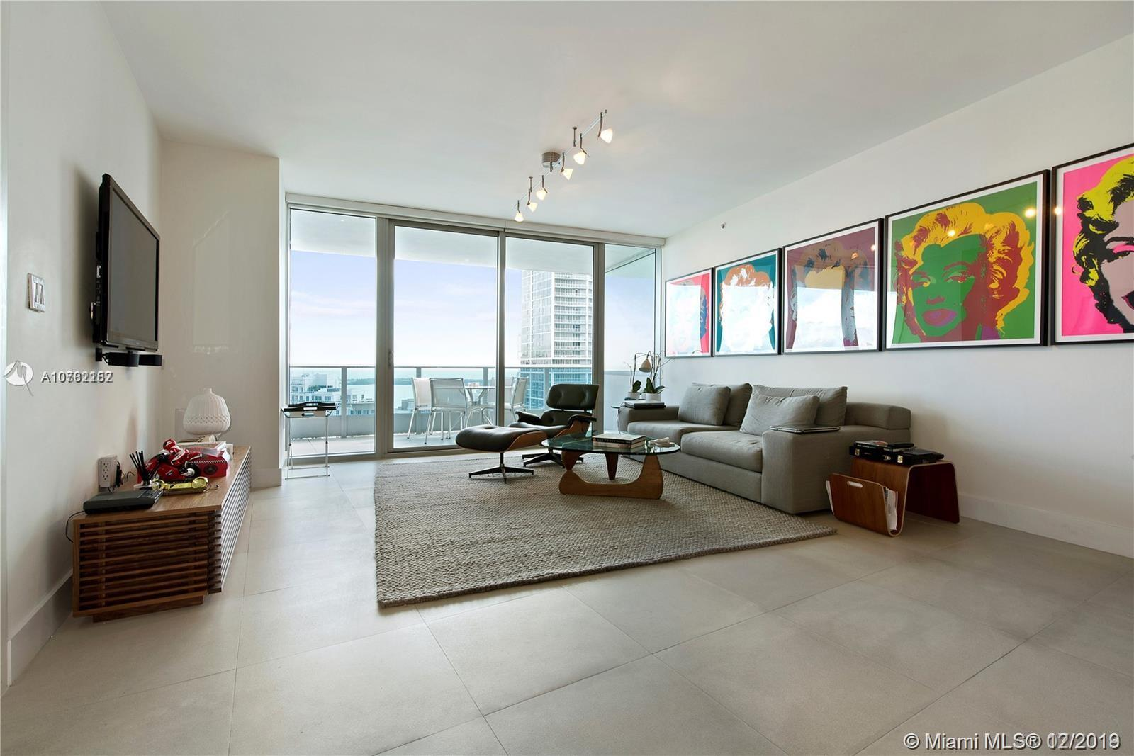 200  Biscayne Boulevard Way #4405 For Sale A10782152, FL