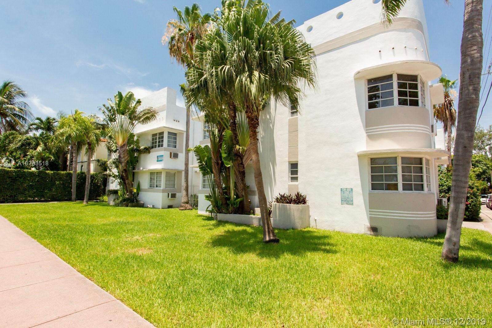 1352  Euclid Avenue #5 For Sale A10783518, FL