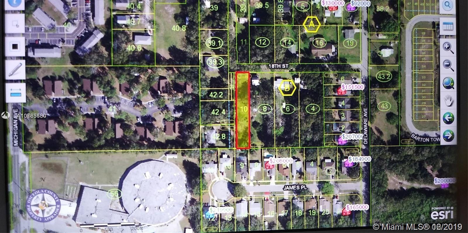417  18th St  For Sale A10783560, FL