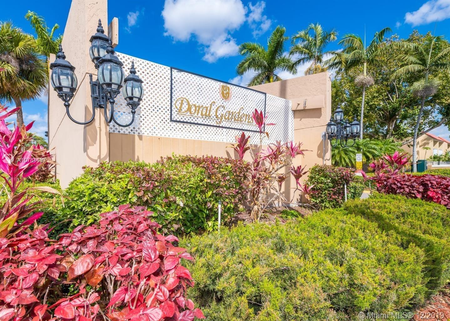5020 NW 79th Ave #106 For Sale A10781497, FL
