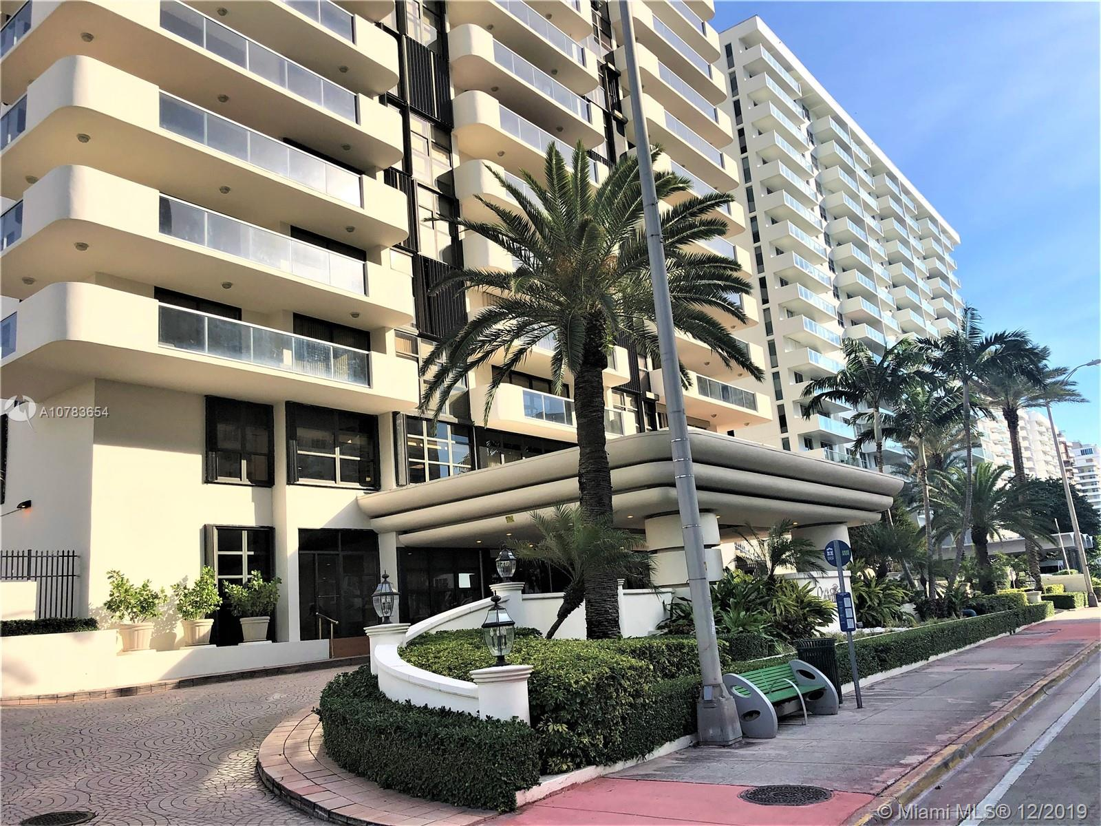 5757  Collins Ave #2302 For Sale A10783654, FL