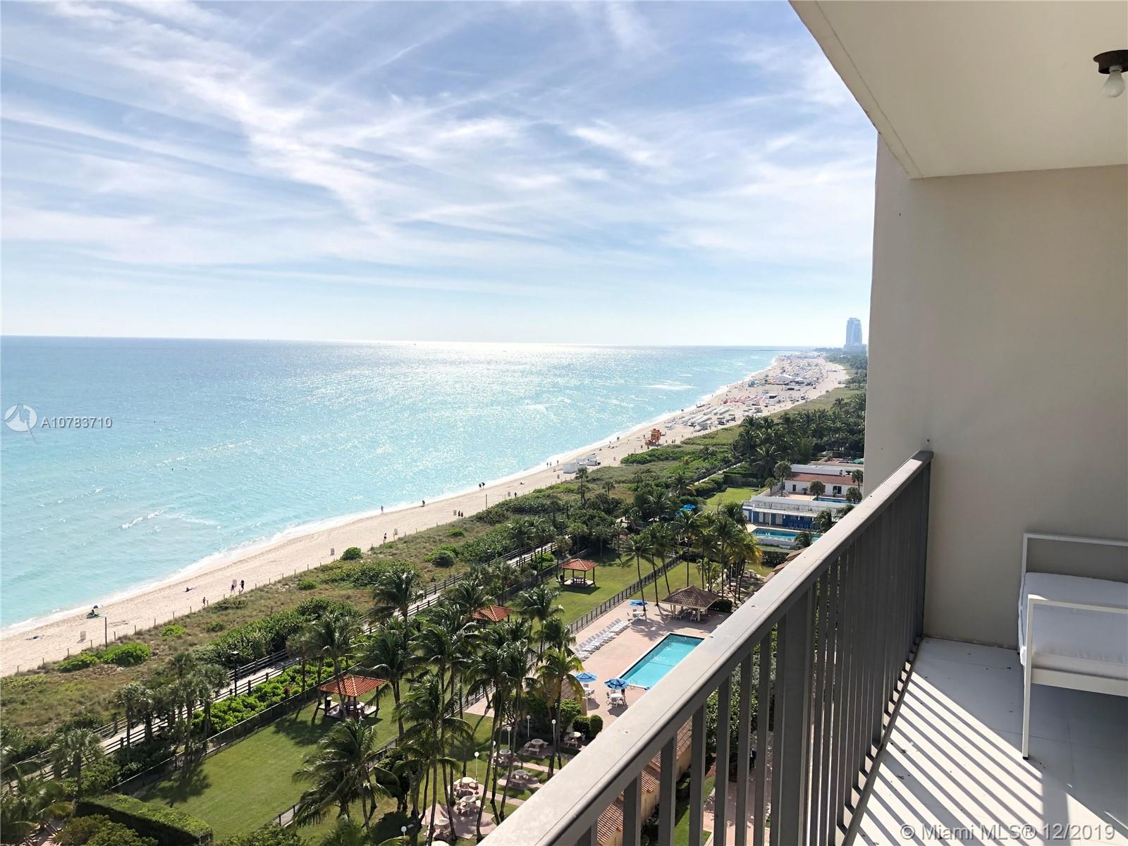 2625  Collins Ave #1504 For Sale A10783710, FL