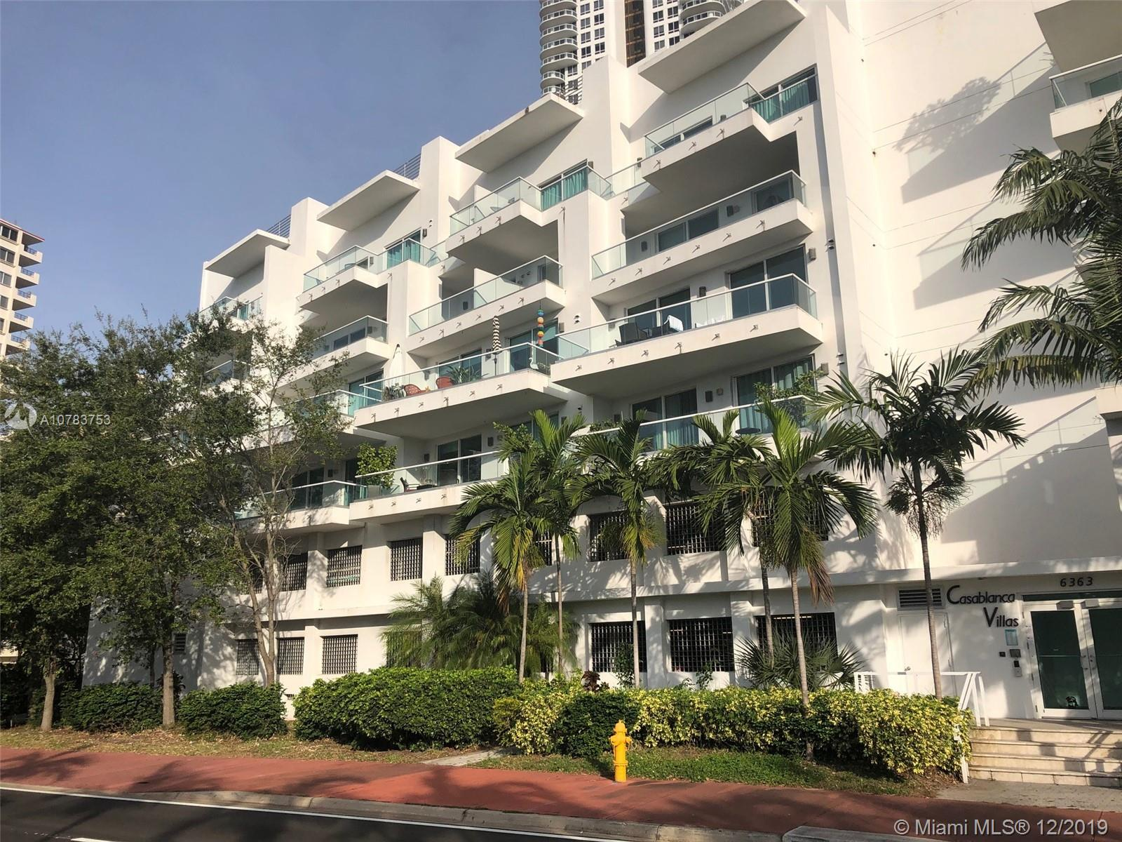 6362  Collins Ave #508 For Sale A10783753, FL